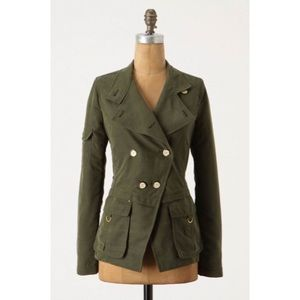 Anthropologie Daughters Of Liberations Jacket